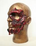 Resin Skull half mask