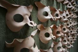 Boston Crusaders - pig masks