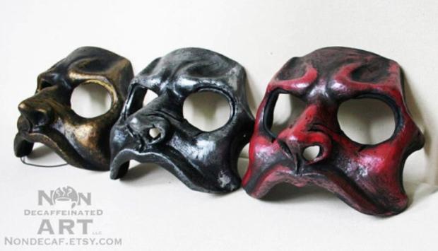 gargoyle masks