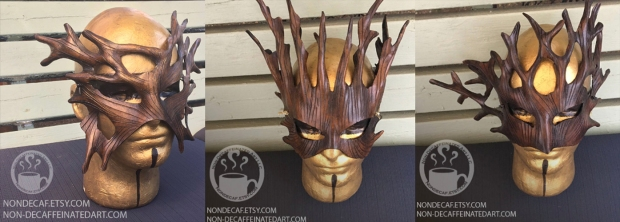 Druid masks 2 by nondecaf