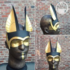 anubis headdress