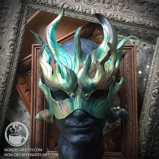 Dragon Sun Mask
