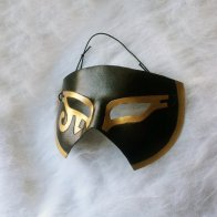 Photo of a small Egyptian styled eye-mask